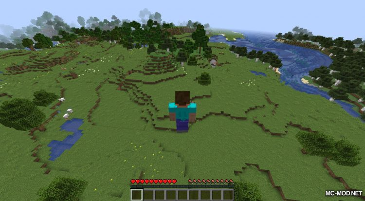 AC Hay Bales mod for Minecraft (3)
