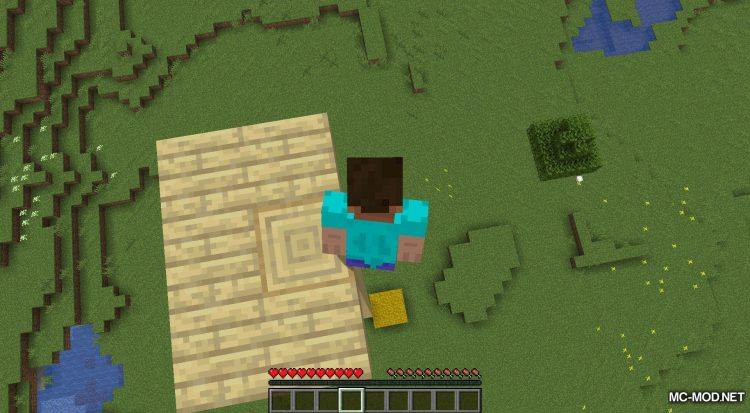 AC Hay Bales mod for Minecraft (7)