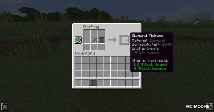 Advanced Tools mod for Minecraft (9)