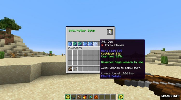 Age of Exile mod for Minecraft (17)