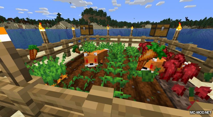 Agrianimal mod for Minecraft (13)