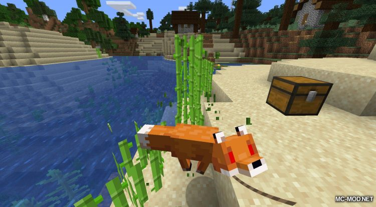 Agrianimal mod for Minecraft (9)