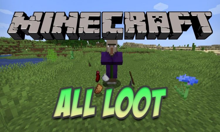 All Loot mod for Minecraft logo