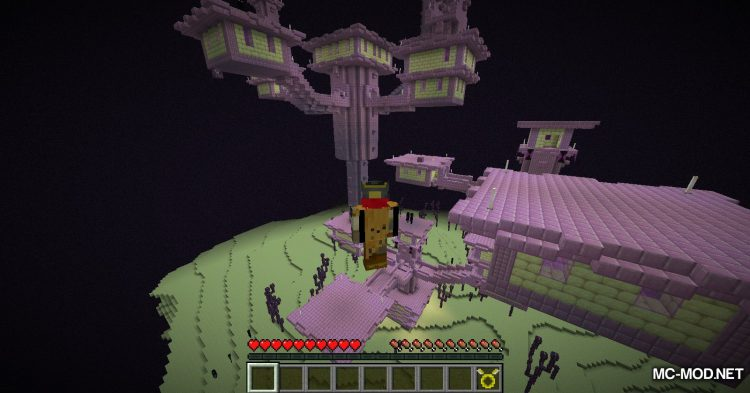 Angel Ring mod for Minecraft (11)