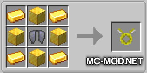 Angel Ring mod for Minecraft (13)