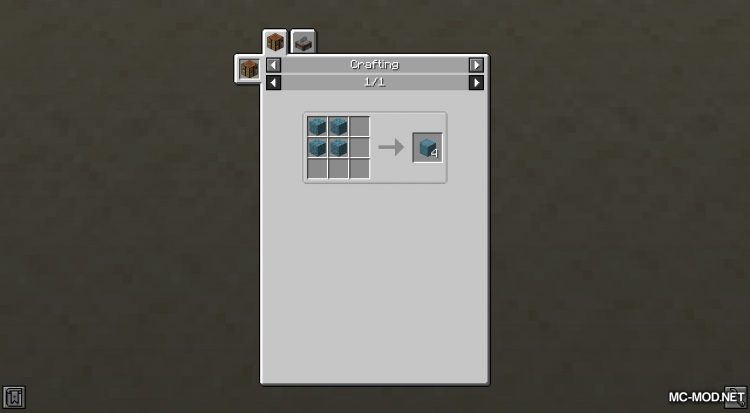 Anomaly mod for Minecraft (2)