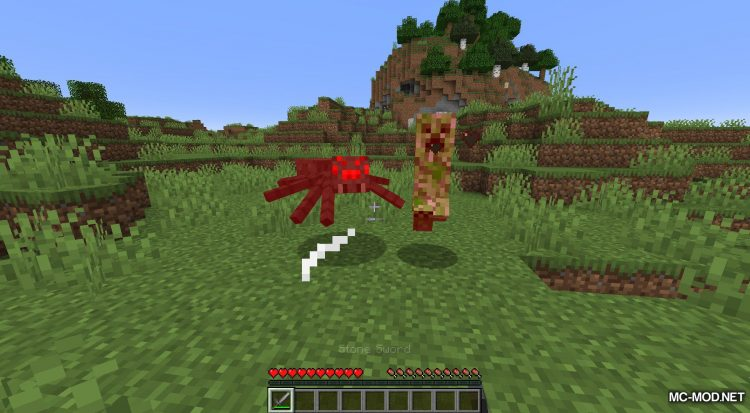 Balance of Exile mod for Minecraft (4)