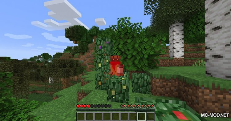 Berry Bushes mod for Minecraft (7)