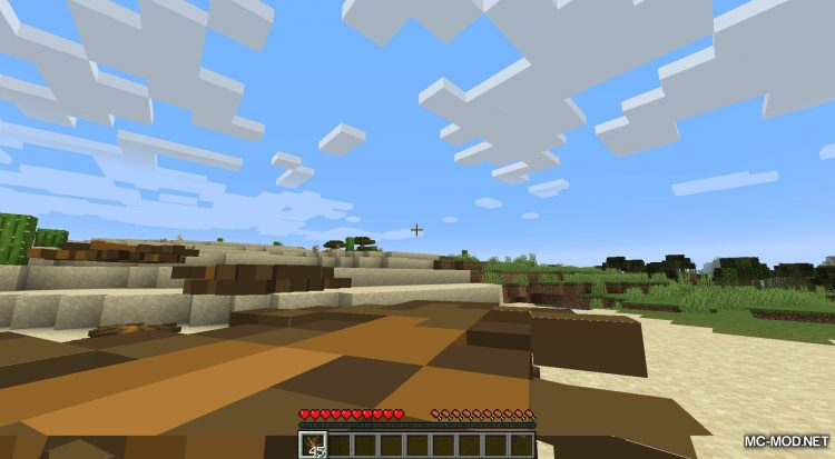 Better Dropped Items mod for Minecraft (5)