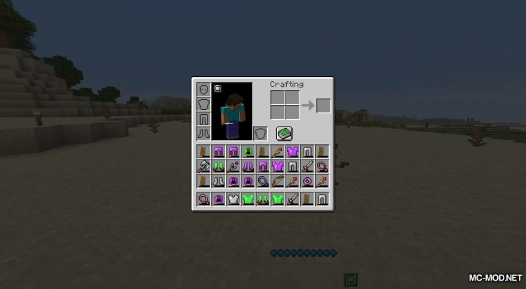 Cardinal Components mod for Minecraft (7)