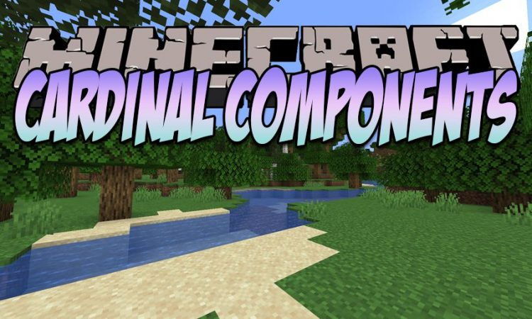 Cardinal Components mod for Minecraft logo