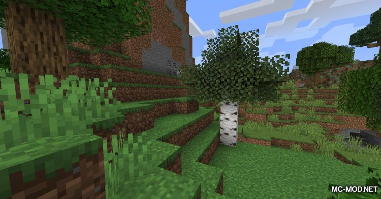 Carrots mod for Minecraft (2)