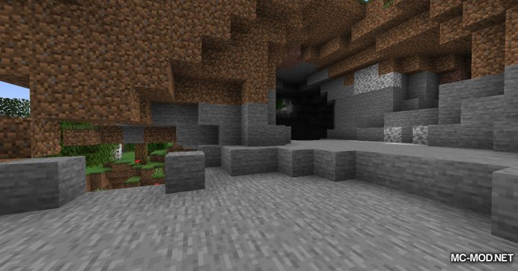 Ceiling Torch mod for Minecraft (10)
