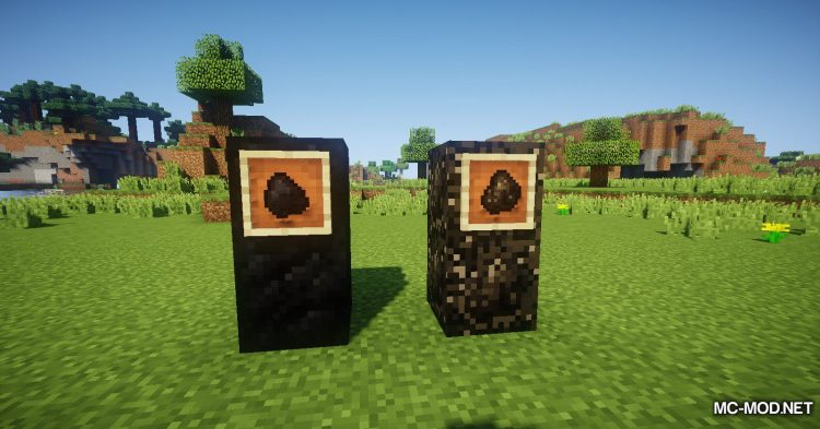 Charcoal Block Mod mod for Minecraft (2)