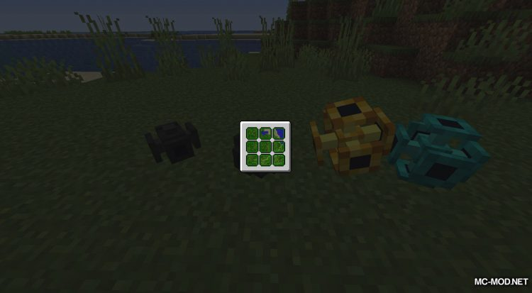 Chunk Loaders mod for Minecraft (7)