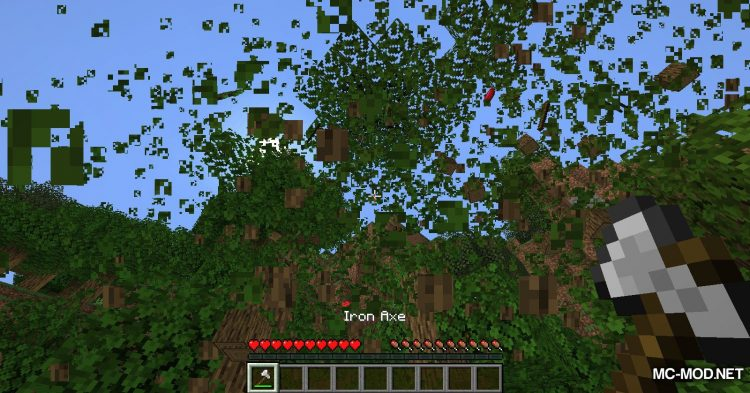 Collective mod for Minecraft (4)