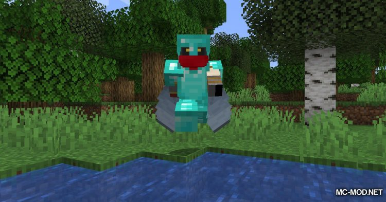 Colytra mod for Minecraft (12)
