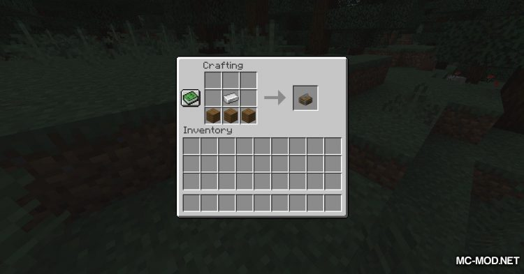 Corail Woodcutter mod for Minecraft (3)