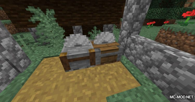 Corail Woodcutter mod for Minecraft (4)