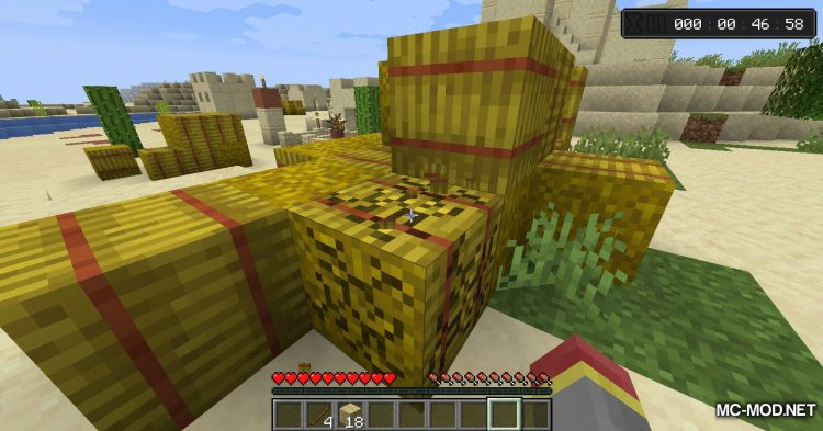 Countdown mod for Minecraft (3)