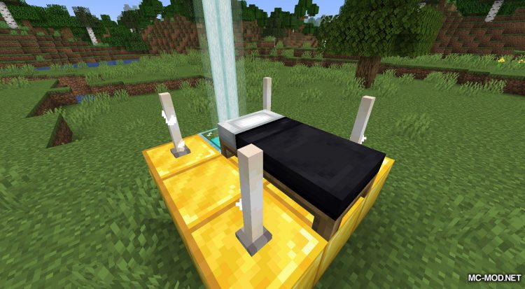 Craftable Ultilities mod for Minecraft (1)
