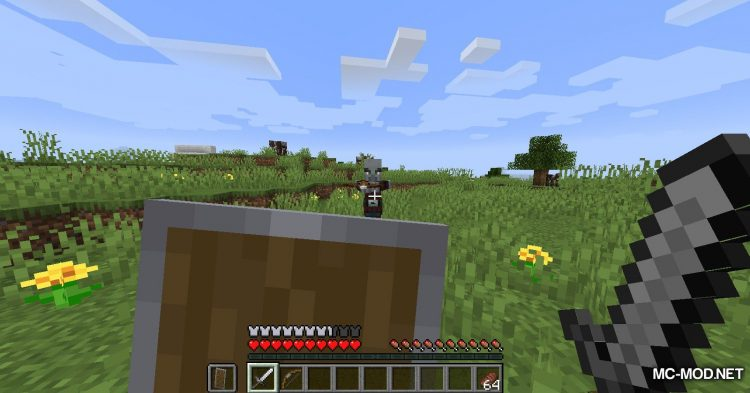 Curio of Undying mod for Minecraft (10)
