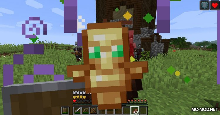 Curio of Undying mod for Minecraft (13)