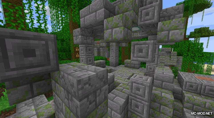 Cyber Permission mod for Minecraft (12)