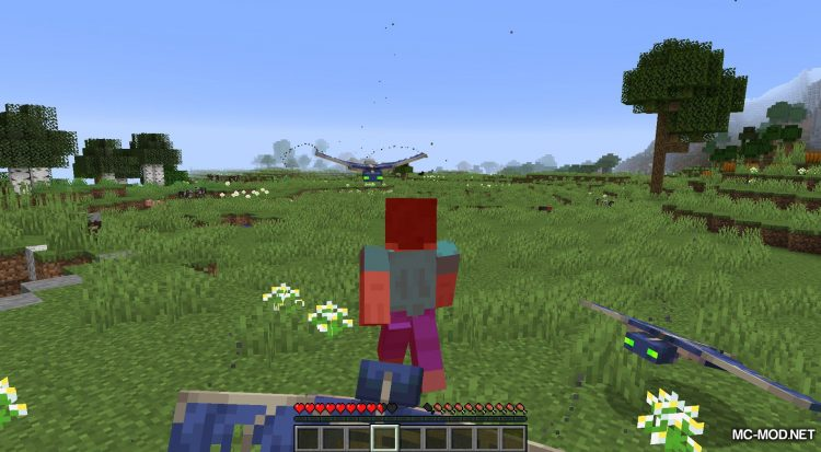 Daylight Mobs mod for Minecraft (10)