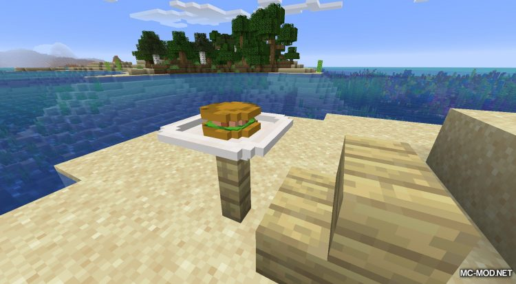 Delicious Dishes mod for Minecraft (11)