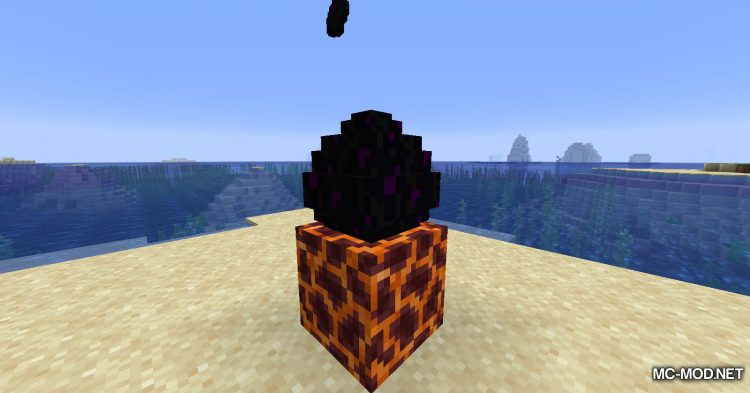 Dracomelette mod for Minecraft (6)