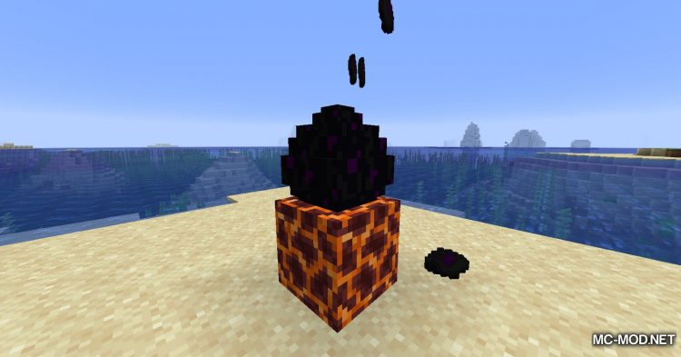 Dracomelette mod for Minecraft (7)
