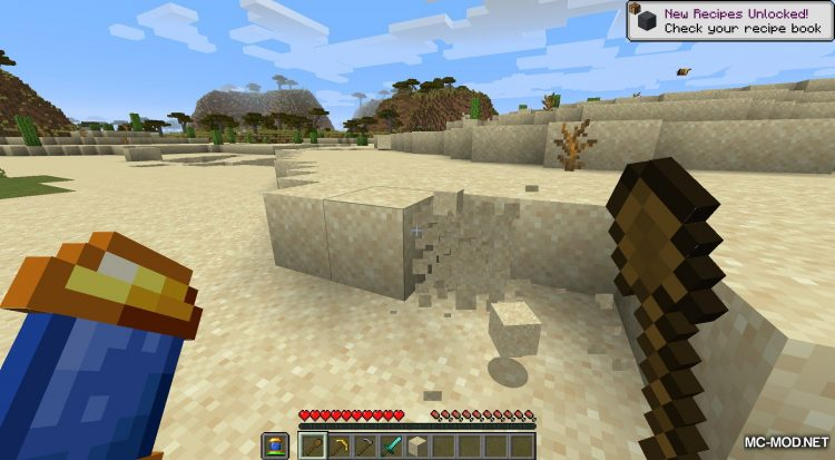 Durability Banks mod for Minecraft (6)