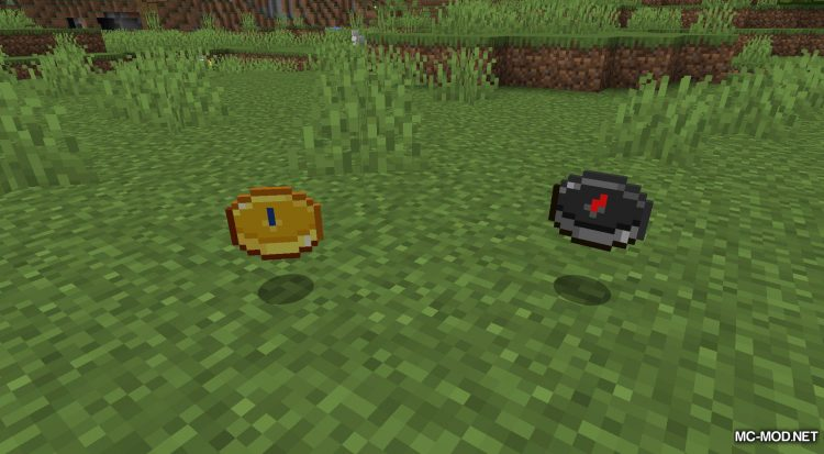 Dynamical Compass mod for Minecraft (1)