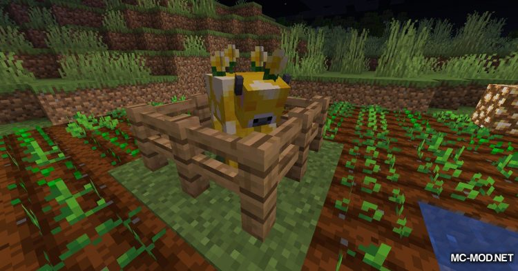 Earth Mobs mod for Minecraft (12)