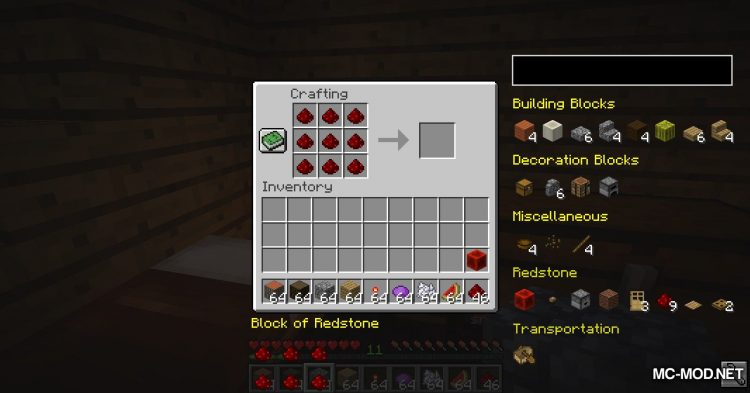 EasierCrafting mod for Minecraft (7)