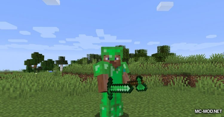 Easy Emerald Tools _ More mod for Minecraft (4)