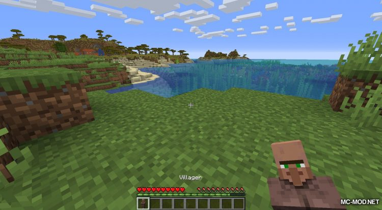 Easy Villager mod for Minecraft (14)