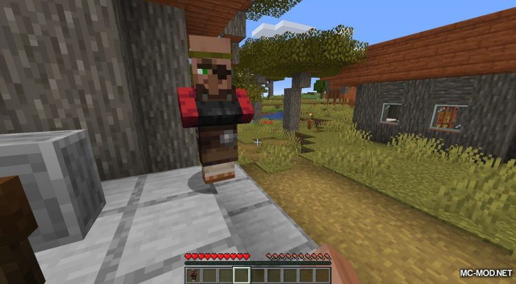 Easy Villager mod for Minecraft (3)