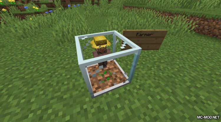Easy Villager mod for Minecraft (8)