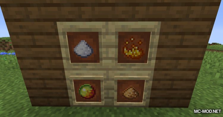 Edibles mod for Minecraft (2)