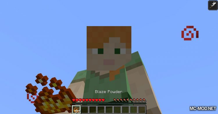 Edibles mod for Minecraft (4)