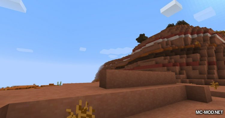 Exp Ore mod for Minecraft (2)