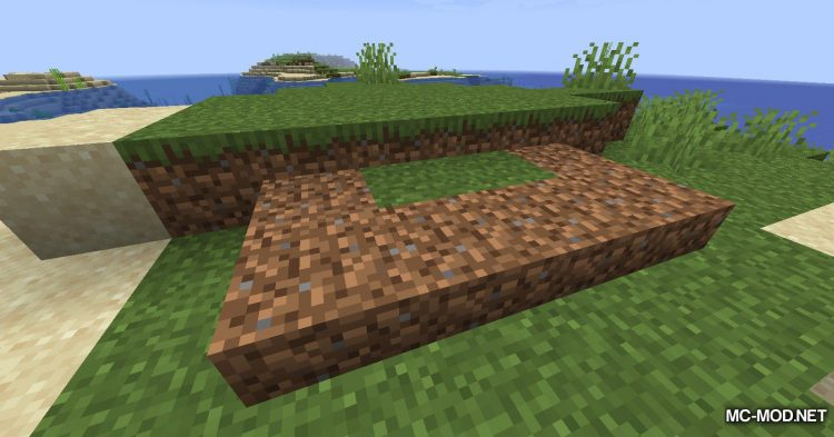 Extended Slabs mod for Minecraft (5)