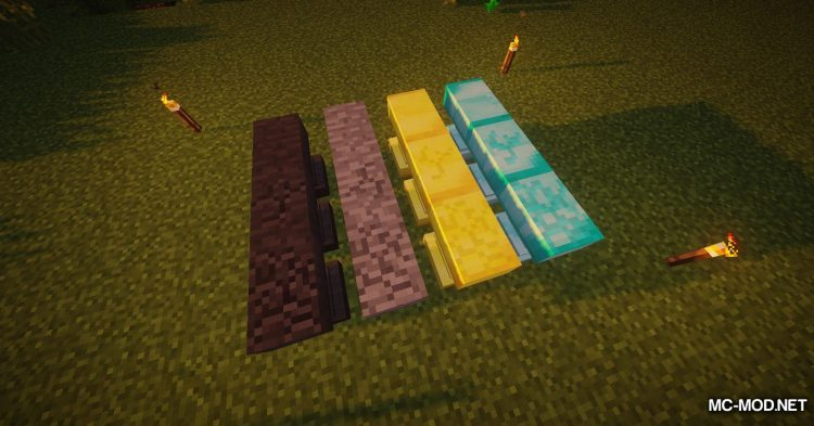 Extra Anvils mod for Minecraft (14)