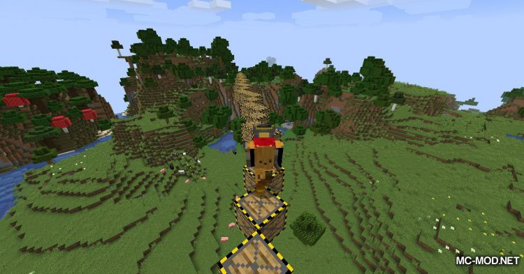 Extra Bows mod for Minecraft (15)