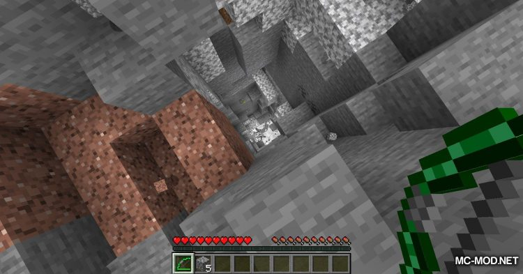Extra Bows mod for Minecraft (4)