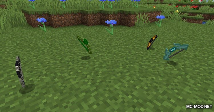 Extra Enrichments mod for Minecraft (2)