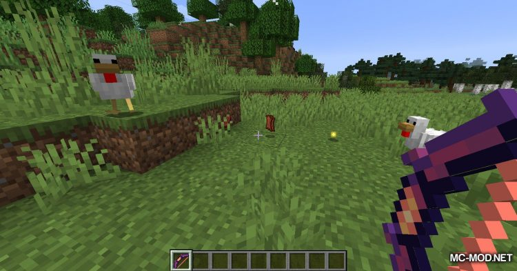 Extra Enrichments mod for Minecraft (8)