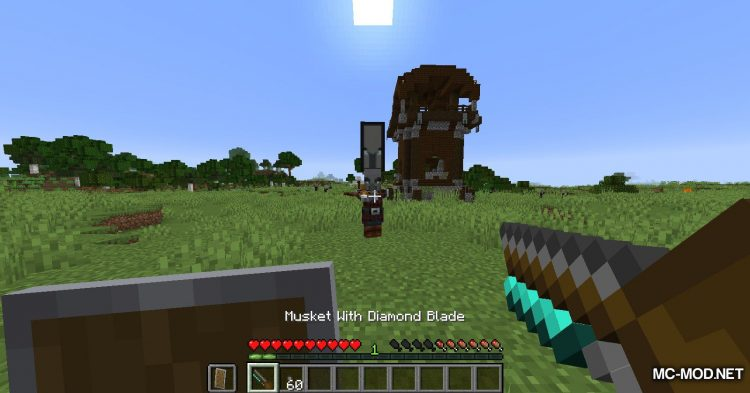 Extra Weapons mod for Minecraft (16)
